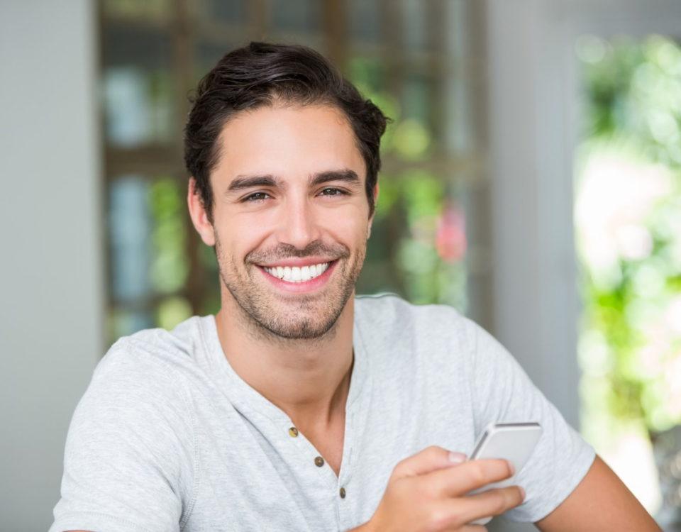 czyste zęby i zdrowa jama ustna to szczęśliwy dentysta